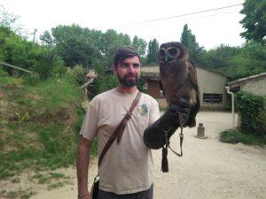 Directeur du jardin aux oiseaux: Alexandre Liauzu