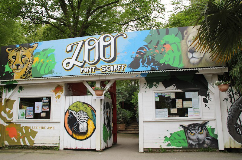 Sortie d'été 2015 - Zoo de Pont Scorff